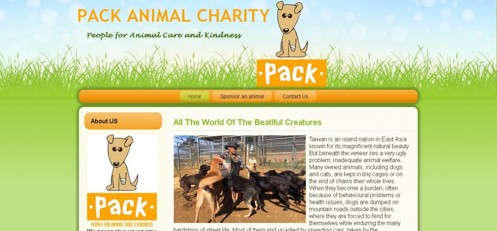 Pack Animal Charity