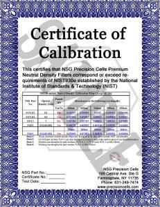 Sample Industry Certificate